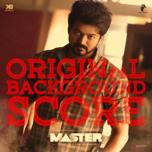 Album Master (Original Background Score) from Anirudh Ravichander