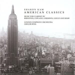 Sharon Kam的專輯American Classics