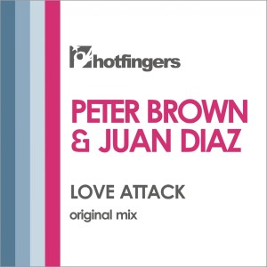 Album Love Attack from Peter Brown