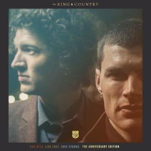 Album RUN WILD. LIVE FREE. LOVE STRONG. from for KING & COUNTRY