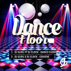 Album Dance Floor EP from DJ Guru