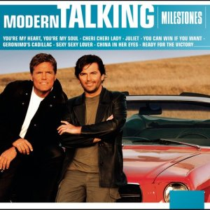 Album Milestones from Modern Talking