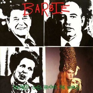 Barbie Goes Around The World