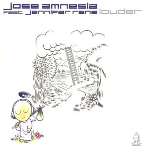 Album Louder from Jose Amnesia