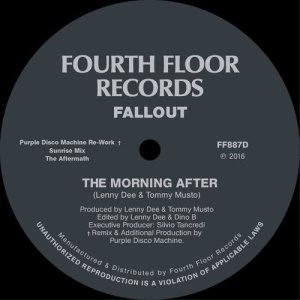 Album The Morning After from Fallout
