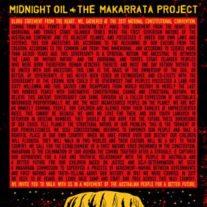 Album First Nation from Midnight Oil