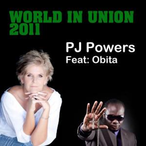 Album World In Union 2011 (feat. Obita) from PJ Powers