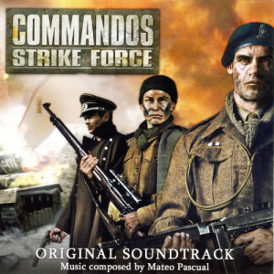 Album Commandos Strike Force from Mateo Pascual