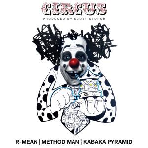 Album Circus (Explicit) from Method Man