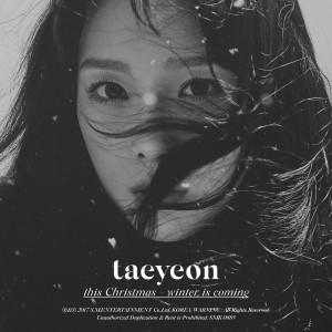太妍的專輯This Christmas – Winter is Coming