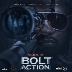 Album Bolt Action from Aidonia