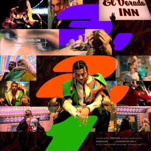 收聽24KGoldn的3, 2, 1歌詞歌曲