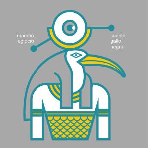 Album Mambo Egipcio from Sonido Gallo Negro