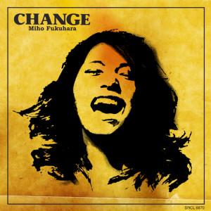 Album CHANGE from Miho Fukuhara