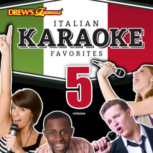 The Hit Crew的專輯Italian Karaoke Favorites, Vol. 5