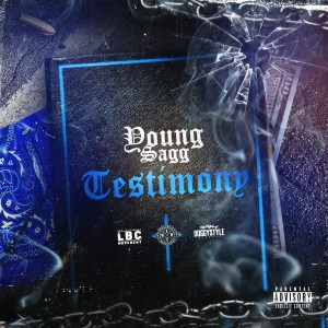 Album Testimony (Explicit) from Young Sagg