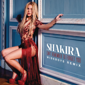 Shakira的專輯Can't Remember to Forget You (Wideboys Remix)