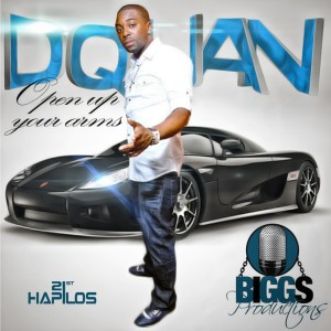 Album Open up Your Arms - Single from Dquan