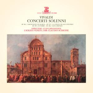 Claudio Scimone的專輯Vivaldi: Concerti solenni, RV 212, 286, 556, 579 & 581