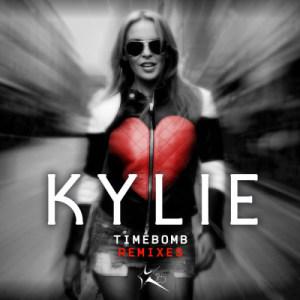 Kylie Minogue的專輯Timebomb (Remixes)
