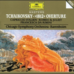 "Tchaikovsky: ""1812"" Overture; Capriccio italien; Romeo & Juliet; Francesca da Rimini 1982 Chopin----[replace by 16381]"