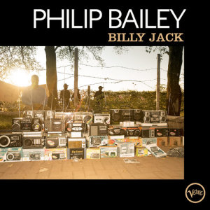 Album Billy Jack from Philip Bailey