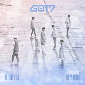 GOT7的專輯Flight Log: Departure