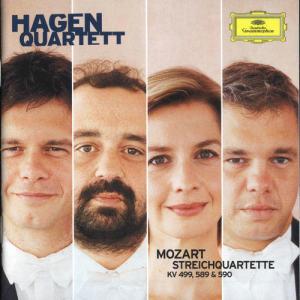 Hagen Quartett的專輯Mozart: String Quartets K. 489, 499 & 590