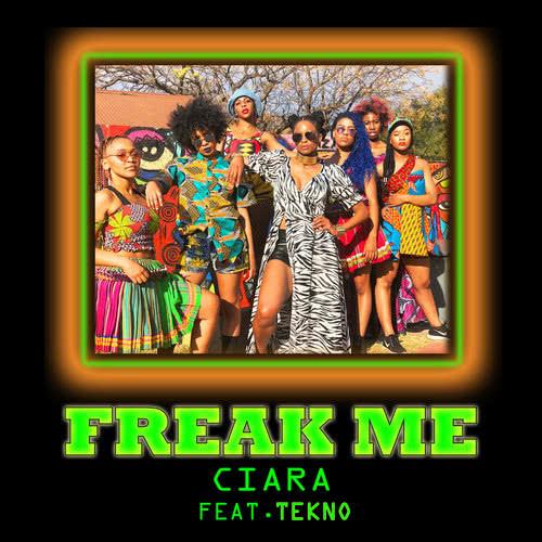 ฟังเพลงอัลบั้ม Freak Me (feat. Tekno)
