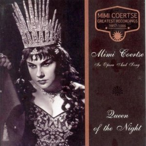 Album Queen Of The Night from Mimi Coertse