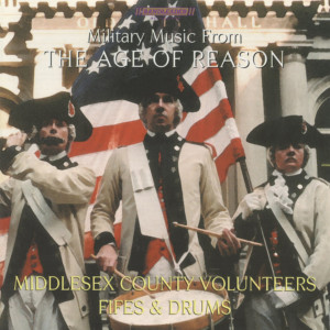 Album Military Music From the Age of Reason from Drums
