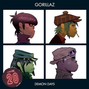 Album Demon Days (Gorillaz 20 Mix) from Gorillaz