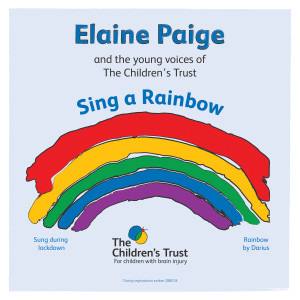 Album Sing a Rainbow from Elaine Paige
