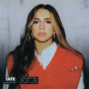 Listen to you broke me first song with lyrics from Tate McRae