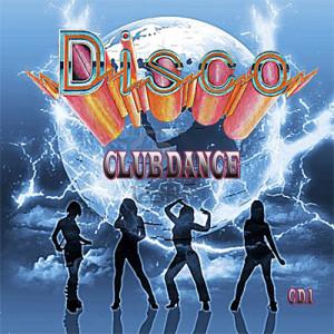 Various Artists的專輯Disco Club Dance CD1