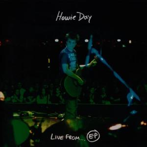 Howie Day的專輯Live From...Ep