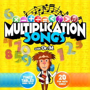 Muffin Songs的專輯Multiplication Songs with Dr. M