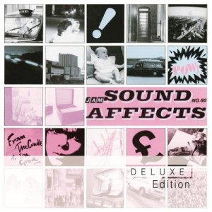 Album Sound Affects from The Jam