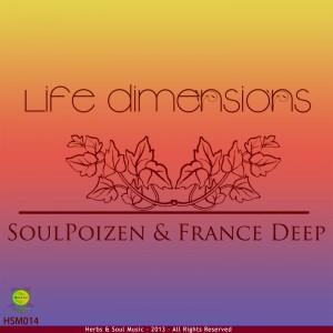 Album Life Dimensions from SoulPoizen