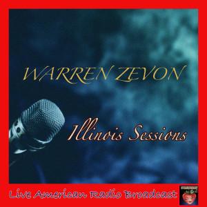 Album Illinois Sessions from Warren Zevon