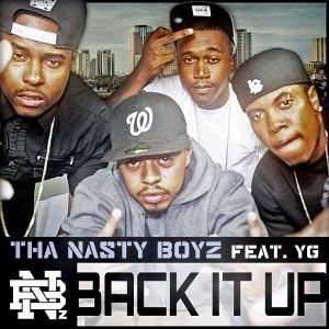 Album Back It Up (feat. YG) - Single from Tha Nasty Boyz(N.B.Z.)