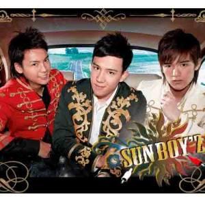 Sun Boy'z的專輯Sun Boy'z