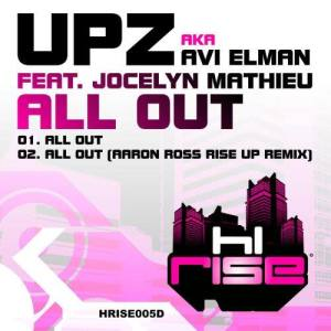 Album All Out from UPZ(Avi Elman)