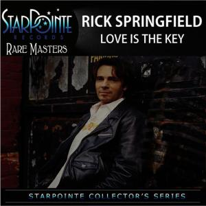 Rick Springfield的專輯Love Is the Key