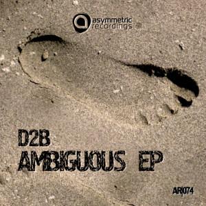 อัลบัม Ambiguous EP ศิลปิน D2B