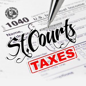 Album Taxes from St.Courts