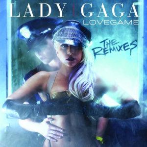 Lady GaGa的專輯LoveGame The Remixes