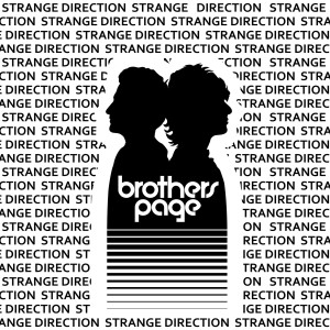 Album Strange Direction from Brothers Page