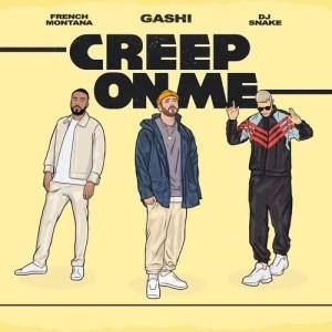 Album Creep On Me from GASHI