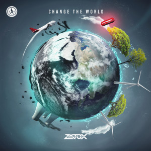 Album Change The World from Zatox